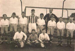 1929 Schülermannschaft 2