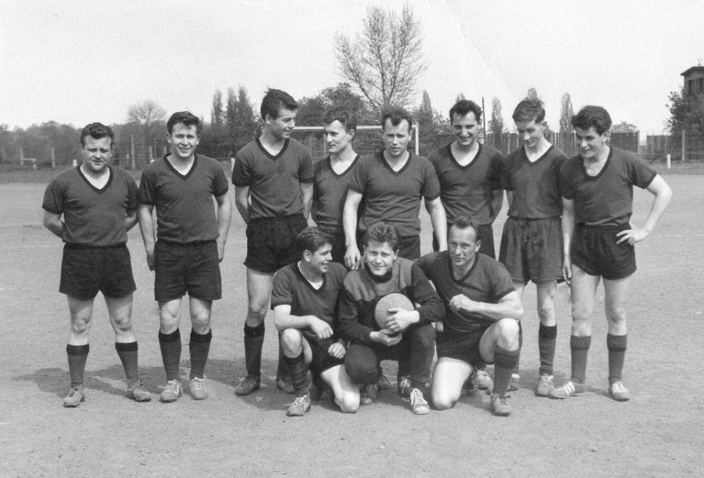 1956 Ahmannschaft
