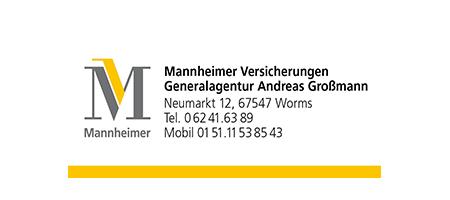 Mannheimer_Versicherungen_Grossmann Partner beim TuS Hochheim
