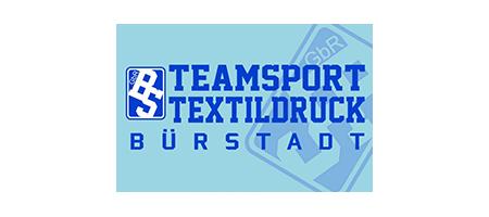 Teamsport_Buerstadt Partner beim TuS Hochheim