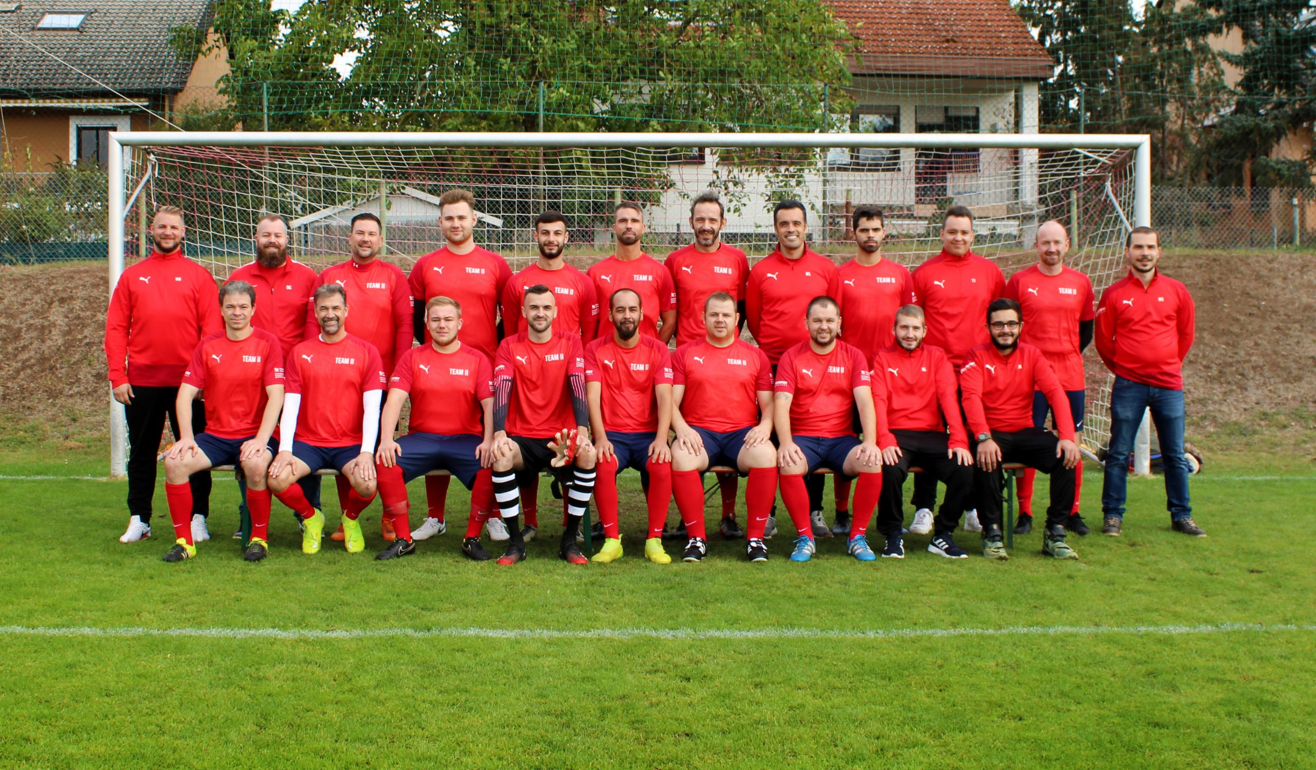 2. Mannschaft Tus Hochheim-Worms