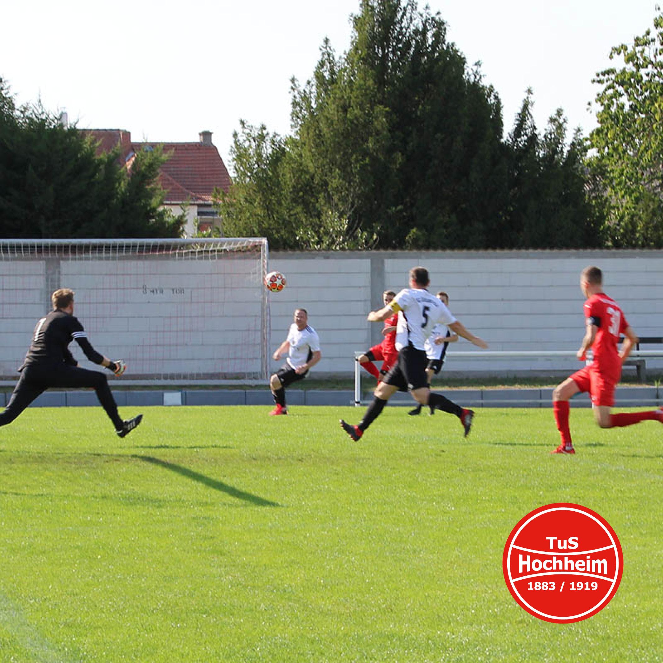TuS Hochheim vs SG Eisbachtal