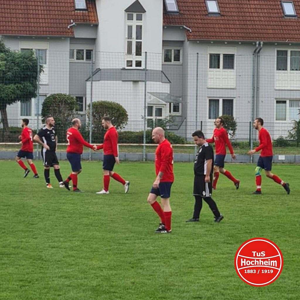 TUS Hochheim II-SG Kickers Worms-Beitrag