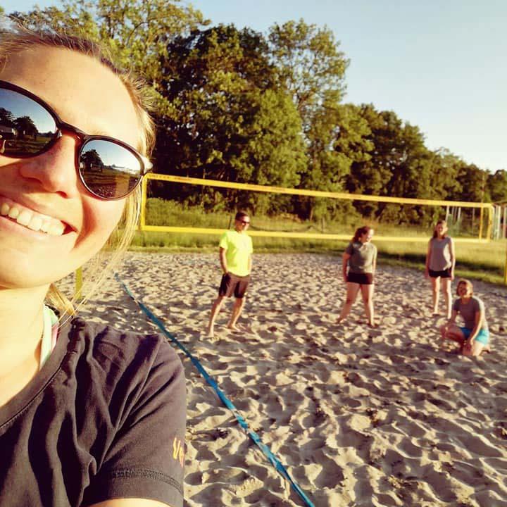 Beitrag Volleyball VeraStroening