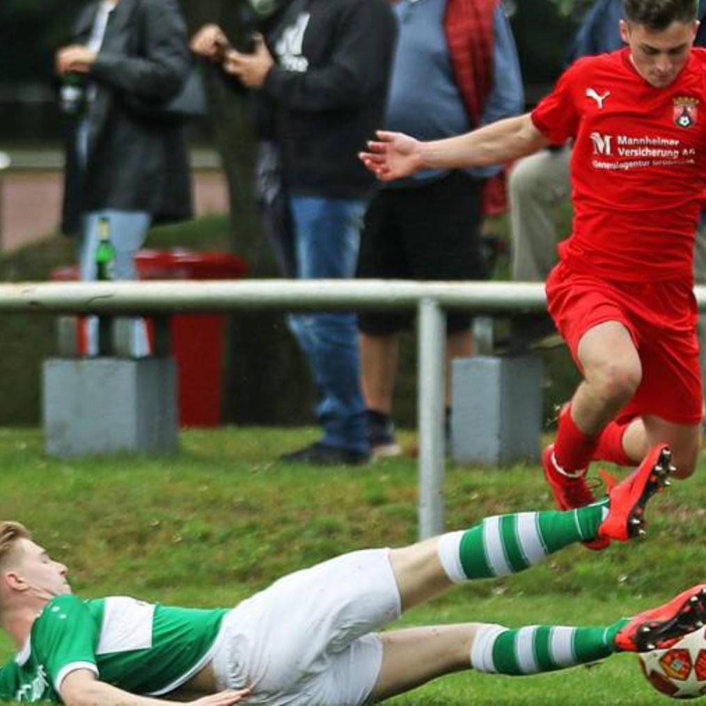 Wormser Zeitung berichtet über das spektaluraere Spiel von TuS Hochheim gegen Celtic Worms