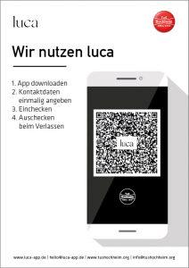 Luca App zum Download